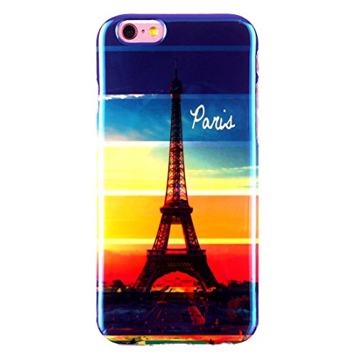 Phone case & Hülle Für iPhone 6 / 6s, IMD Dandelions Pattern Blu-ray Soft TPU Schutzhülle ( SKU : IP6G2040C ) IP6G2040D