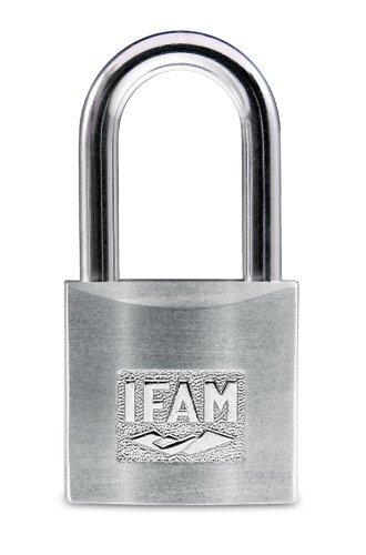 Ifam Seguridad S.L.U. - Candado niquel ifan a.l. 20