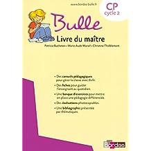 Bulle CP • Livre du maître