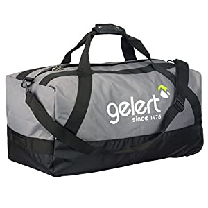 Gelert Unisex Horizon 100L Roll Wheeled Holdall from Gelert
