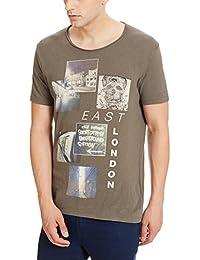 SELECTED HOMME Herren T-Shirt Shnhoxton Ss O-neck Tee