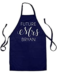 Future Mrs Bryan - Kids Unisex Fit Apron - 4 Colours