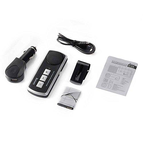 REFURBISHHOUSE Wireless Bluetooth Freisprecheinrichtung Auto Kit Visor Clip Smart Phone Mobile