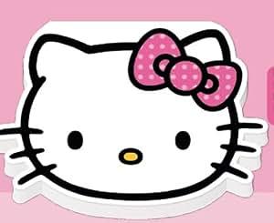 Bonjour Kitty Mini Die Cut Bloc-notes