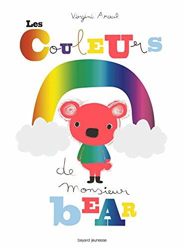 Les couleurs de monsieur Bear