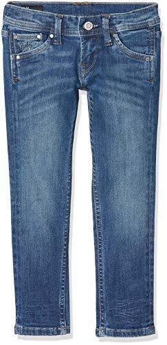 Blaue Kinder-jeans (Pepe Jeans Jungen Cashed Jeans, Blau (Denim Gl6), 17-18 Jahre (Herstellergröße: 18))