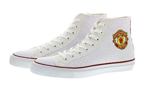 Manchester United 2016/17 Edition CLIFF D001 Herren Sneaker Schuhe Manu Fan Sneakers (43) -