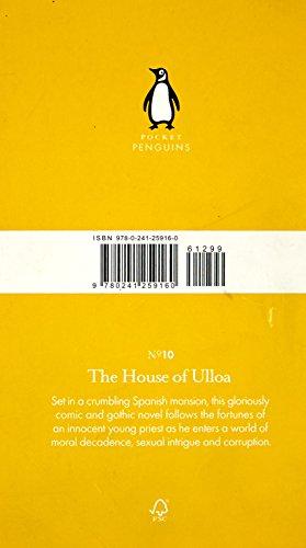 The House of Ulloa (Pocket Penguins)