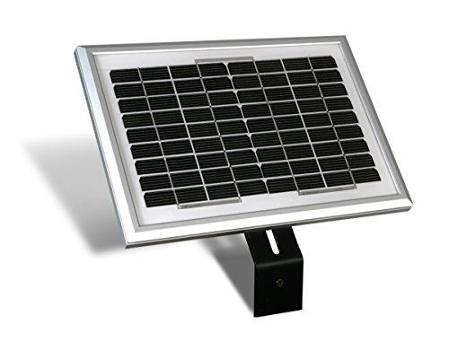 USAutomatic 0520015Solar Solarmodul-Kit mit 5Watt Panel für Sentry Torantriebe (Solar-panel-kit 5w)