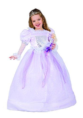 Ciao-Mágica Come Te disfraz niña con muñeca Princesa (rosa) 3-4 anni