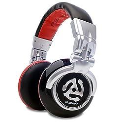 Numark Red Wave Professional DJ-Headphones - Kopfhörer mit legendärer Numark Soundqualität