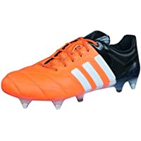 Adidas Ace 15.1 SG Leather Hommes Chaussures de Football