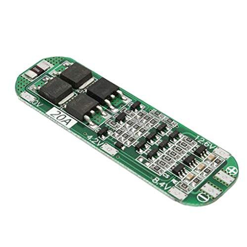 Kineca 3S 12.6V 20A agli ioni di Litio Ricaricabile 18650 Protezione PCB Bordo del modulo di Muffa Auto Recupero