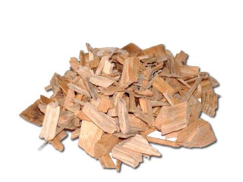 Holzspäne / Holzschnitzel zum Räuchern, großer Beutel, 500g
