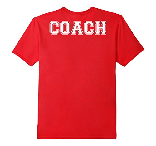 coach-on-back-t-shirt-herren-grosse-2xl-rot