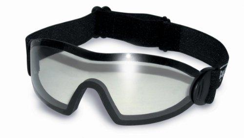 Klare bruchsicher UV400 Jockeys reiten Schutzbrillen für Punkt zu Punkt, National Hunt, flach oder Arbeiten mit kostenlosem Etui