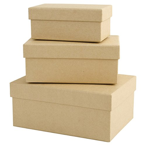 papermania-3-piece-small-medium-large-bare-basics-nesting-box-rectangle-beige