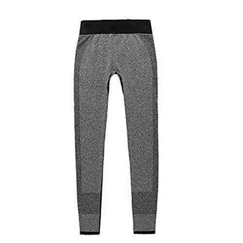 Feidaeu Pantalones Deportivos Mujeres Cintura elástica