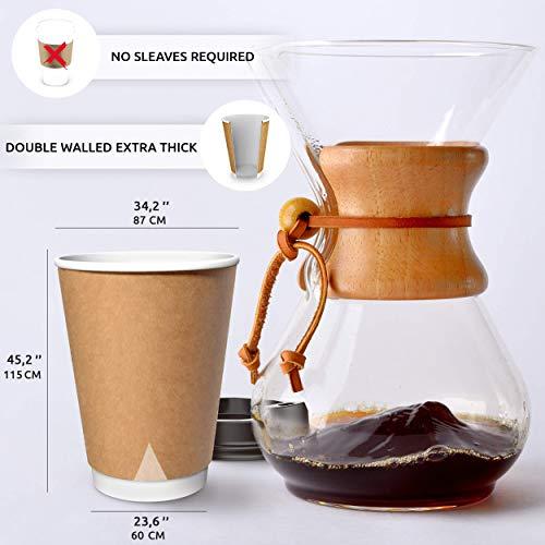 Zoom IMG-3 cupcup 100 bicchieri di carta