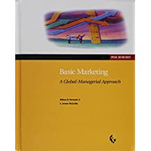 Basic Marketing: A Global Managerial Approach