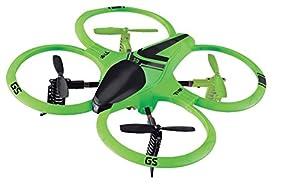 Toy Lab X-Drone Fly Pro Altitude Color Amarillo y Negro XD1510410