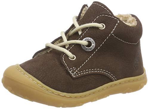 RICOSTA Unisex Baby CORANY Sneaker, Braun (Marone 282), 23 EU
