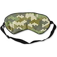 Camouflage Pattern Abstract 99% Eyeshade Blinders Sleeping Eye Patch Eye Mask Blindfold For Travel Insomnia Meditation preisvergleich bei billige-tabletten.eu