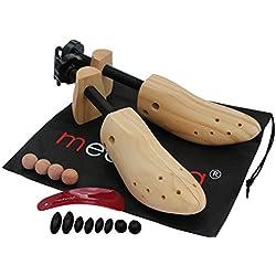 ¡Ponle un final a tus juanetes y ampollas!Medipaq - Estirador de zapatos para HOMBRES x2 + ¡Moldeador GRATIS!