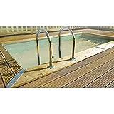 Kalendo Piscine Bois Linéa UrbanPool 4,50 x 2,50 x 1,40 m P8141 • Piscine/Spa/Sauna • l'univers du Jardin