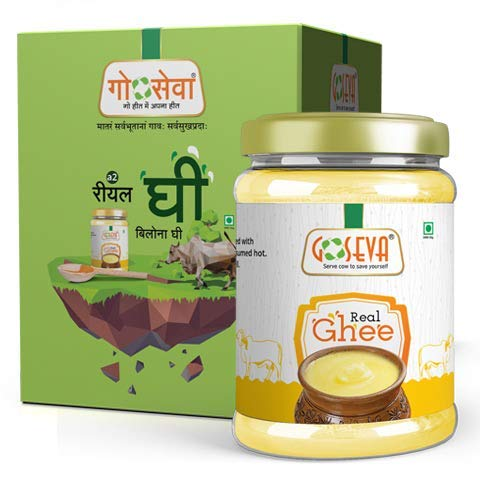 GOSEVA Real Ghee 500 ml