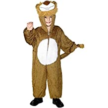Smiffy's - Disfraz de león para niño, talla S (4 - 6 años) (30801)