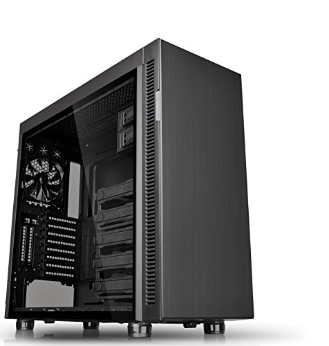 Thermaltake Suppressor F51 TG (Tempered Glass, Midi Tower PC-Gehäuse) -