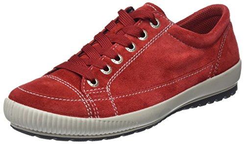 Legero Tanaro, Damen Low-Top Sneaker, Rot (Opera), 43 EU (9 UK)