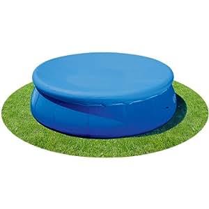 Intex 28023 accessoires piscines b che de protection for Accessoires piscine 41