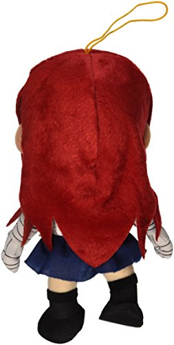 """Great Eastern Great Eastern Fairy Tail: Erza 7.5"""" Plush Doll"""