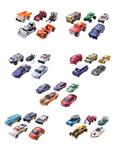 7 5er-Geschenkset, 5 Fahrzeuge, zufällige Auswahl ()