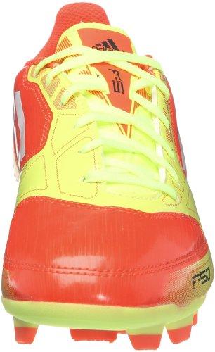Adidas F5TRX FG, Fußballschuh, Herren Orange (For ne/blanc/ lectri)