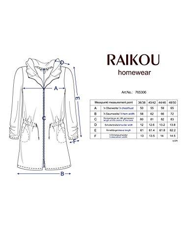 Raikou -  Accappatoio  - Donna Blau