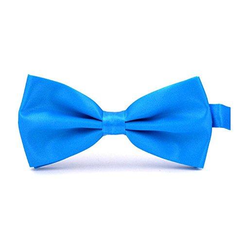 Boolavard klassische Fliege Krawatte Bow Tie Neuheit Smoking Brautmode einstellbar