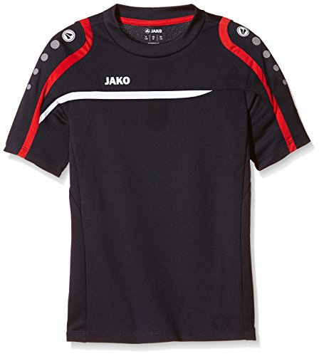 Jako Kinder T-Shirt Performance marine/Weiß/Rot 128