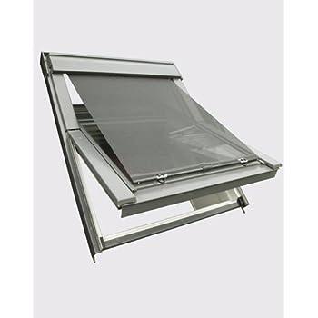 Häufig Amazon.de: ITZALA Hitzeschutz-Markise für VELUX Dachfenster, M04 HT51
