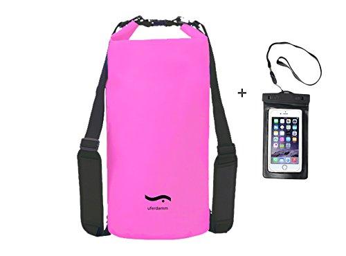 Wasserdichte Tasche Seesack Packsack Strandtasche Surfen Drybag Camping 10 L