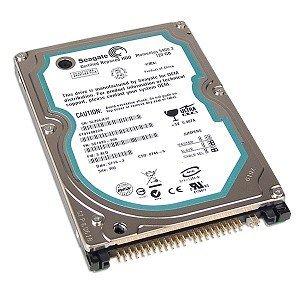 Puffer Ata 100 Festplatte - Seagate Momentus 5400.3 ST9120822A - Festplatte