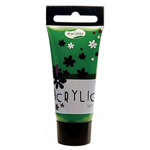 Descargar Libro 1 mini-tube de peinture acrylique - Vert sapin - 20 ml de Unknown