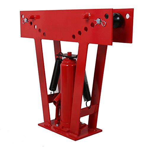 Rohrbiegemaschine Rohrbiegegerät Rohrbieger Biegemaschine hydraulisch 12 t -