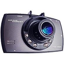 jianmu D8Independiente grabadora de conducción coche cámara con visión nocturna 1080p HD vídeo 120degree gran angular G-sensor detección de movimiento pantalla TFT LCD de 2,7pulgadas g3ol