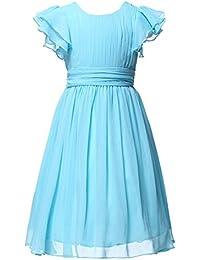 b72e784ef247 Amazon.it  abito azzurro - Blu  Abbigliamento