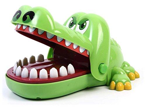 Preisvergleich Produktbild Actionspiel Geschicklichkeitsspiel Krokodil Doc Kinderspiel , kajman