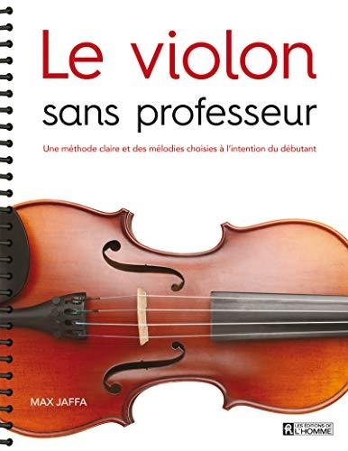 Le violon sans professeur par Max Jaffa