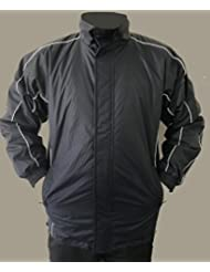 ProStyle Sports Gestionnaire Veste imperméable pour homme/femme/veste d'hiver pour Football/Rugby/Hockey
